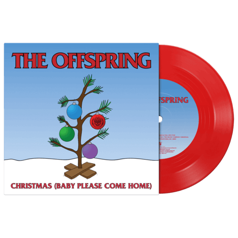 Christmas (Baby, Please Come Home) by The Offspring - vinyl - shop now at The Offspring store