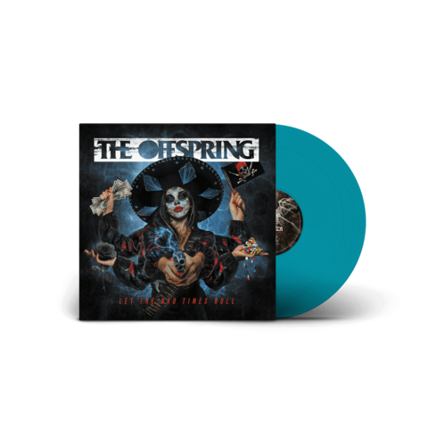 Let The Bad Times Roll (Excl. Sea Blue Vinyl) von The Offspring - Coloured LP jetzt im The Offspring Shop