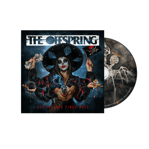 √Let The Bad Times Roll von The Offspring - cd jetzt im The Offspring Shop